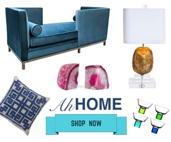 Ah HOME SHOP: Living With Color Designs